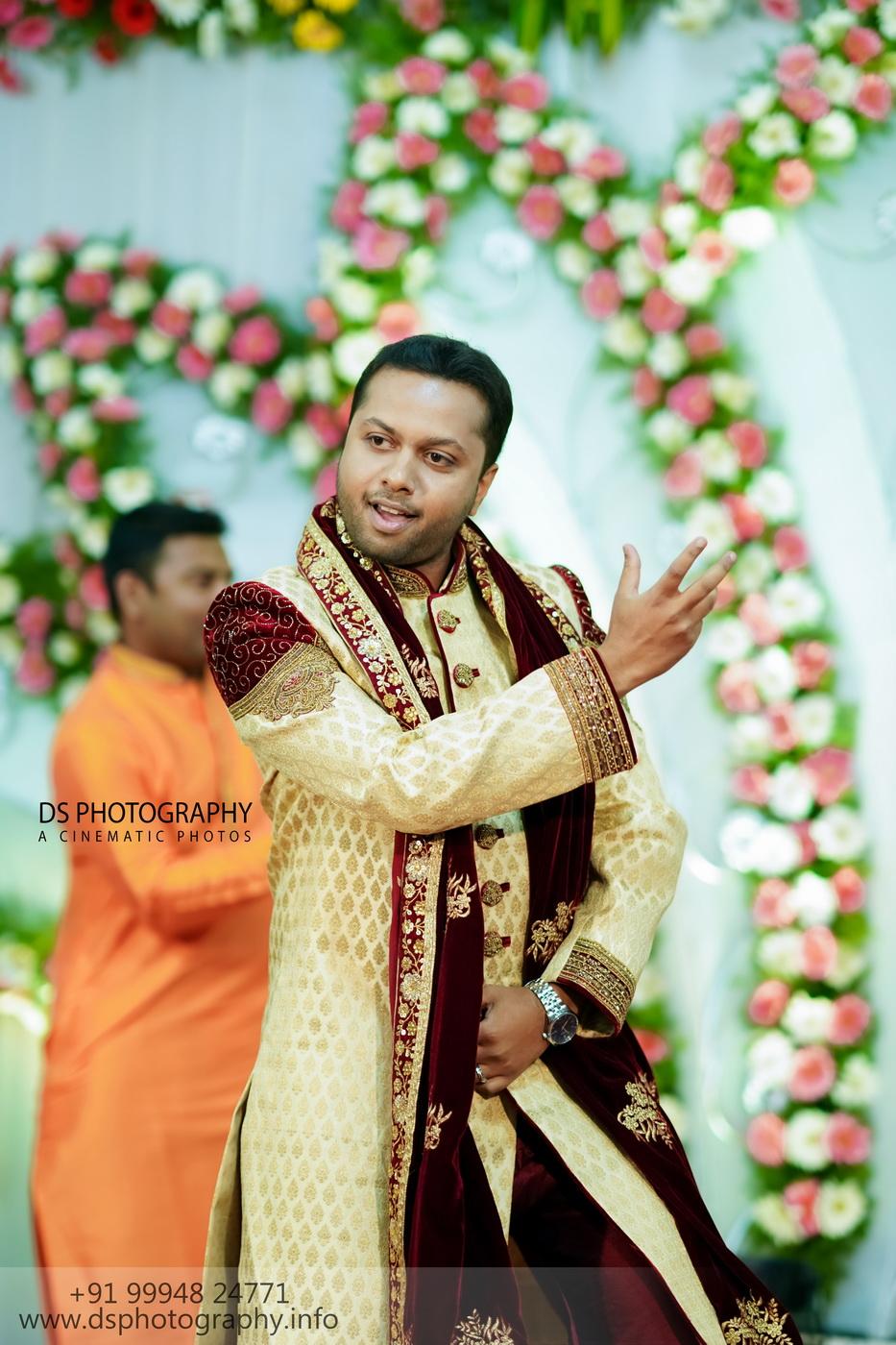 Sourashtra Reception Photography