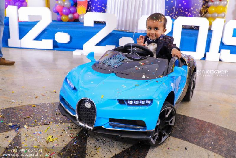 Baby Birthday Photography Madurai