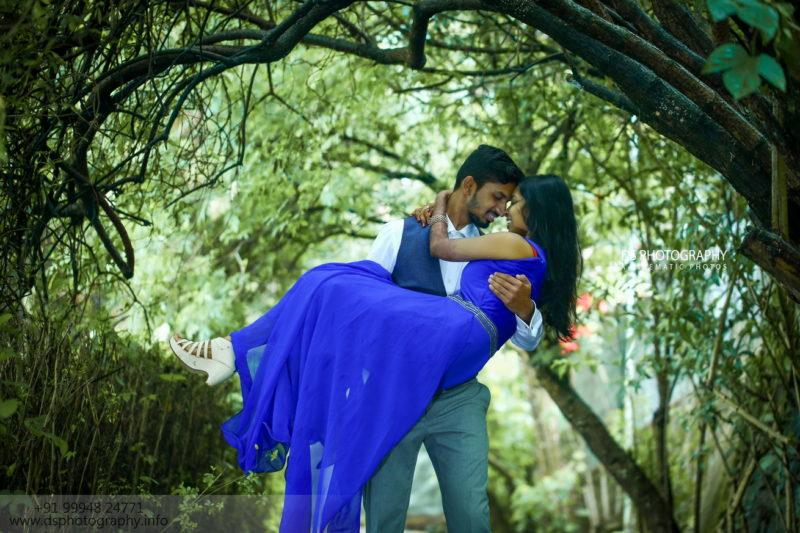 Best Post Wedding Candid Photographers in Madurai