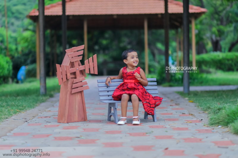 Outdoor Baby Photography In Madurai