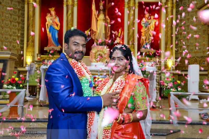 Christian Wedding Photography In Madurai