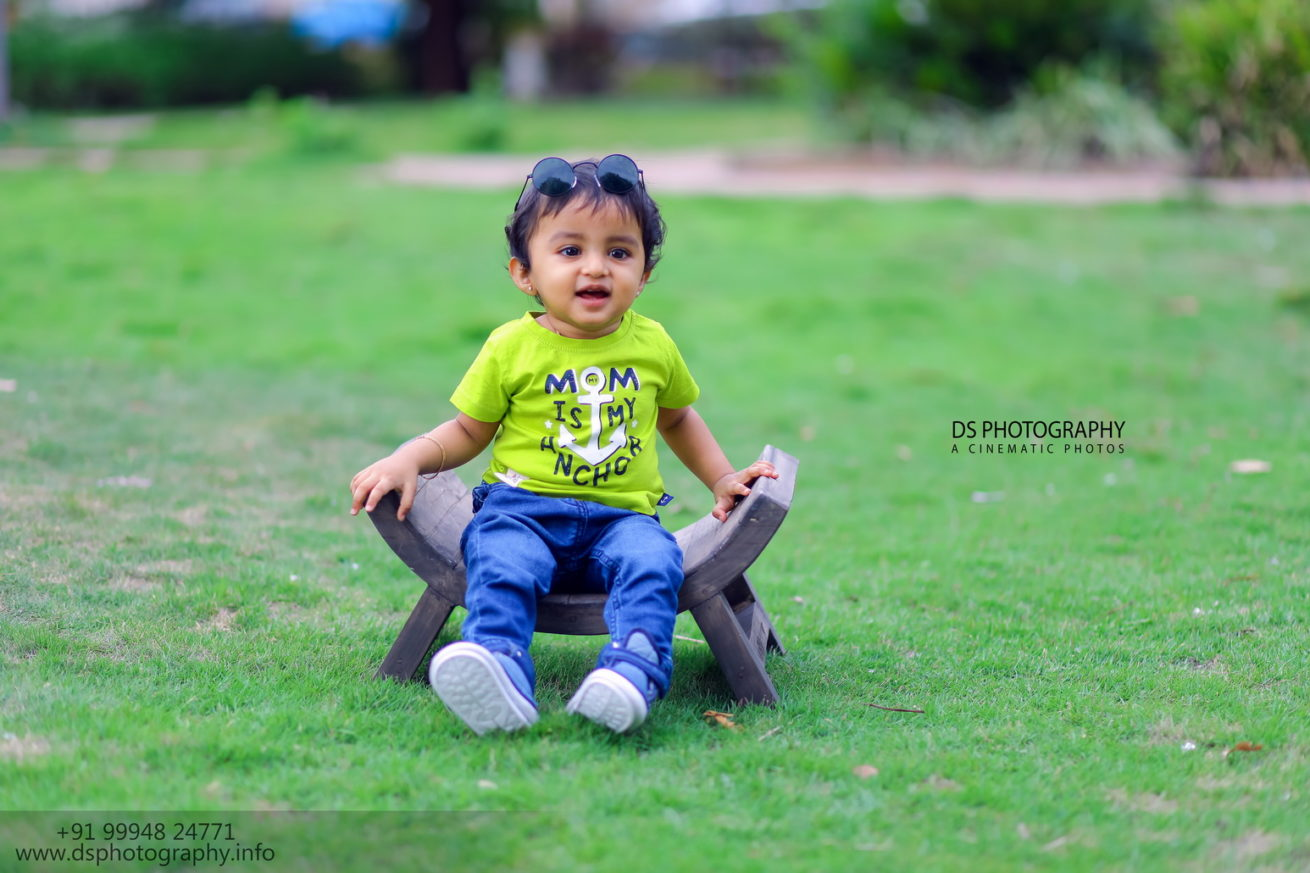 Kids Outdoor Photography In Madurai
