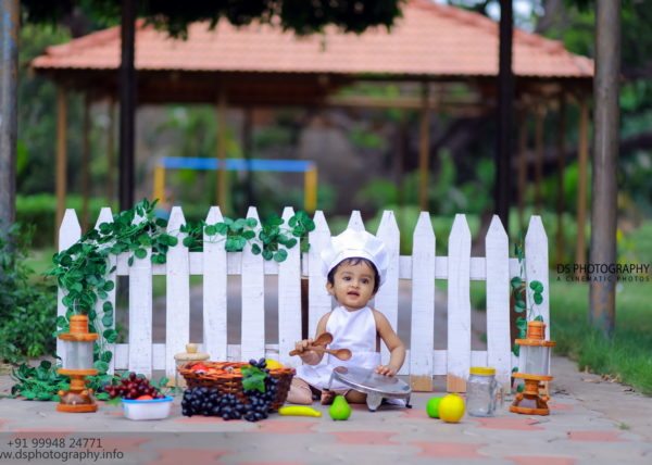 Outdoor Kids Photography In Madurai