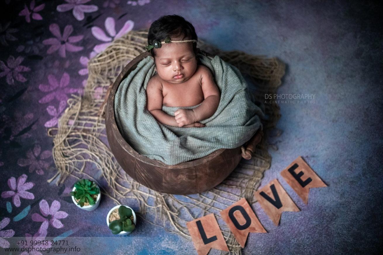 Newborn Photographers In Madurai