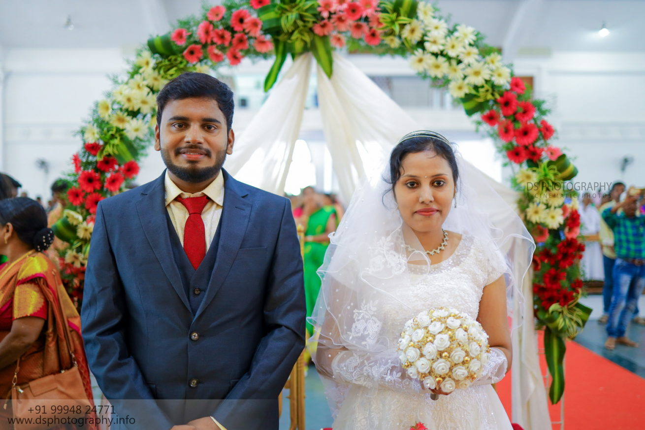 Christian Wedding Photographers Madurai