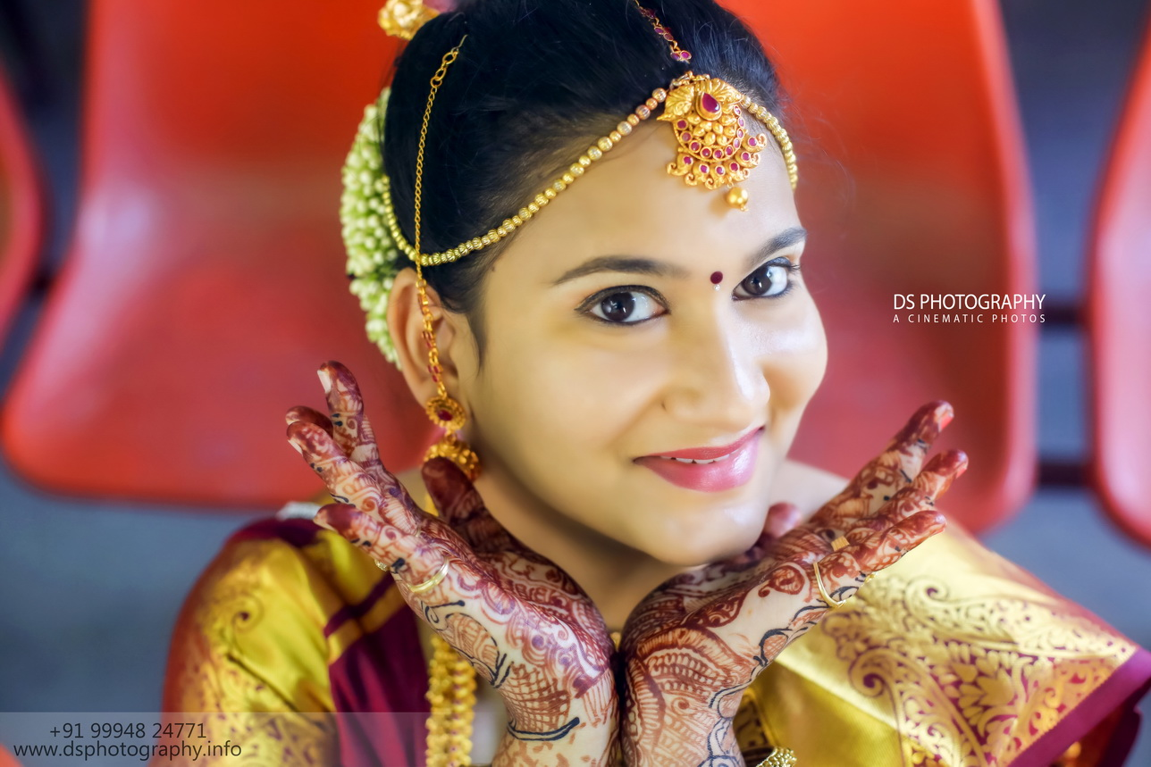 Best Candid Sourashtra Wedding Photography In Madurai