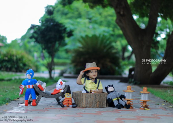 Toddler Photography In Trichy