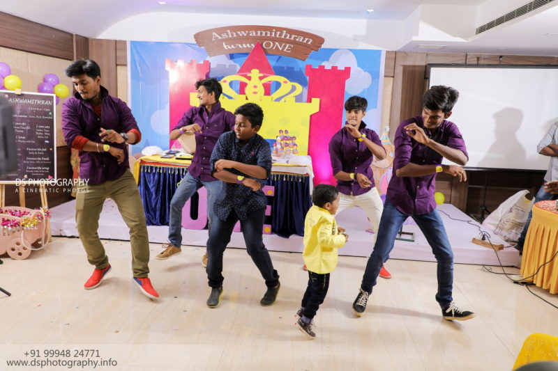 1st Birthday Photography In Trichy