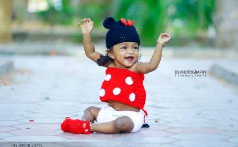 Baby Photography In Madurai