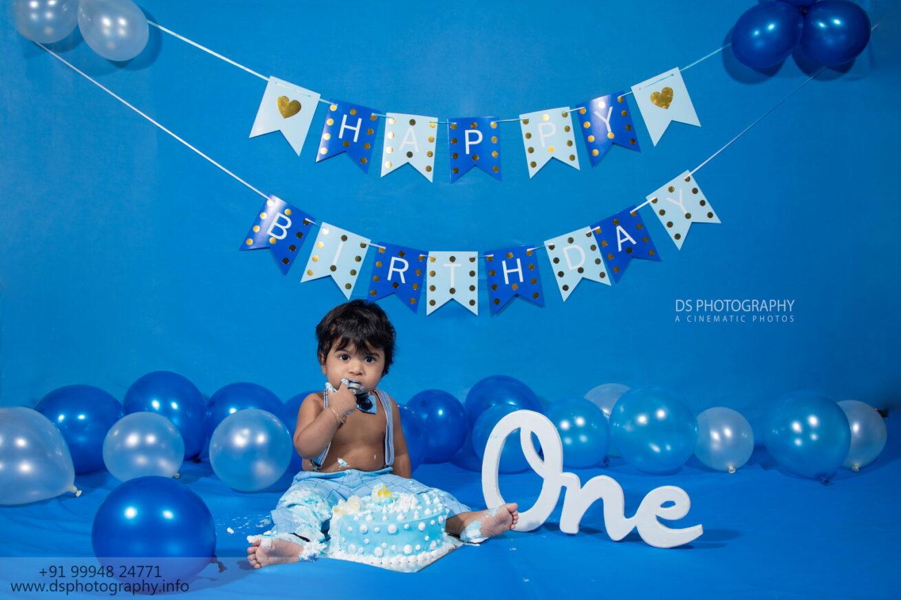 best cake smash photography in madurai