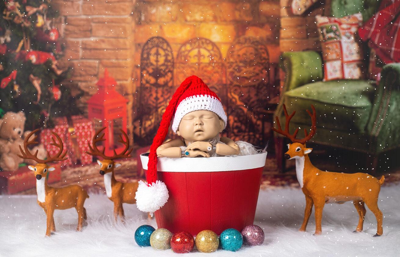 christmas theme photography