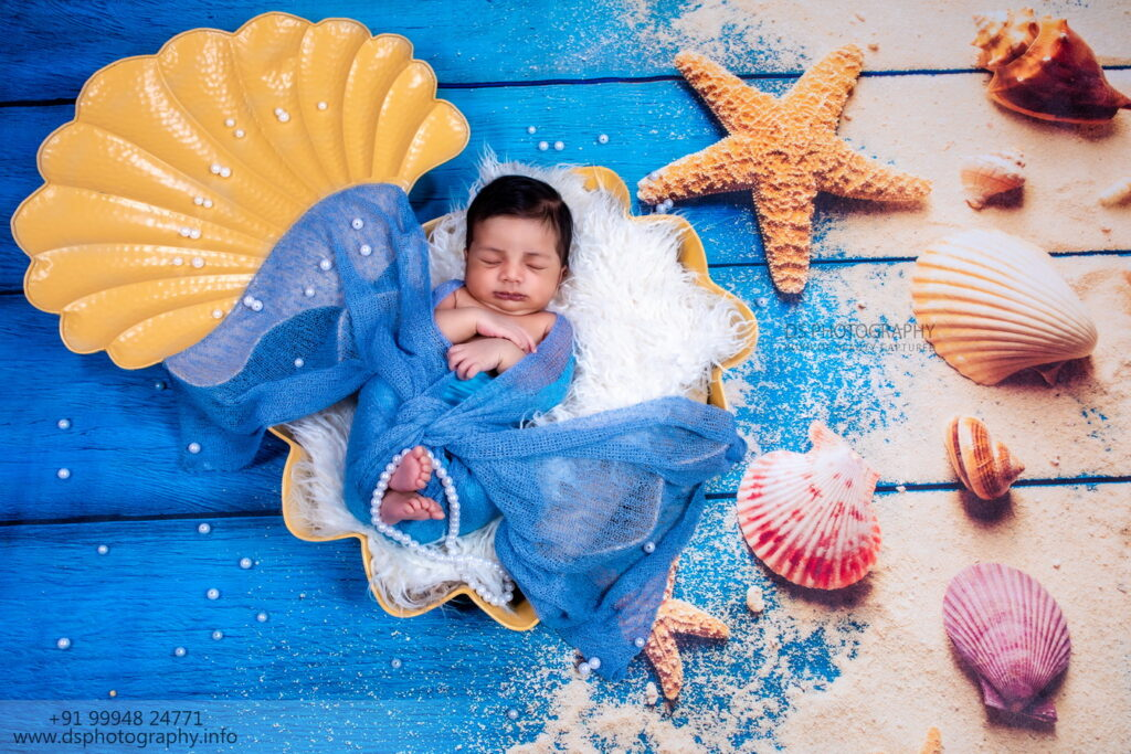 Newborn Photography In Srivilliputhur