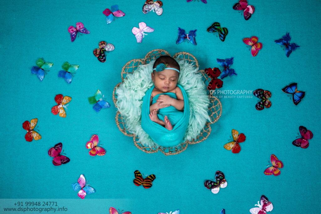Newborn Photography Tirunelveli