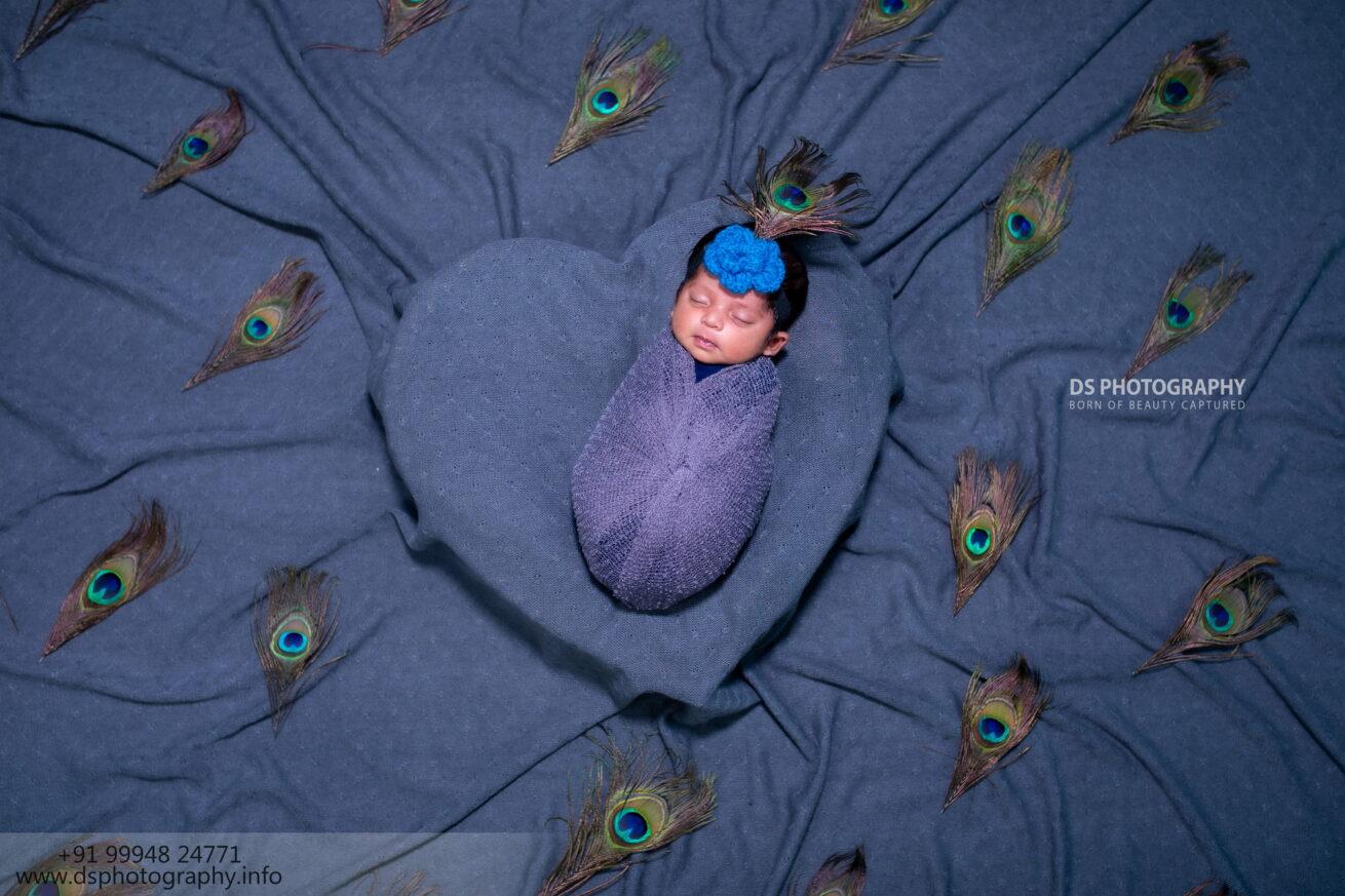Newborn Photography In Madurai